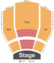 Tulsa Pac Seating Chart Tulsa Pac Williams Theater Seating Chart Tulsa