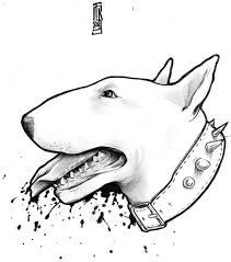 пин от пользователя Sweet на доске Bull Terrier доберман тату