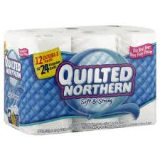 $1/1 Quilted Northern Bath Tissue Coupon + CVS Deal &  Adamdwight.com