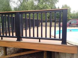Types of deck railings Railing Ideas Pool Wrought Iron Deck Railing Panels Alibaba Pool Wrought Iron Deck Railing Panels Thehrtechnologist Types Of