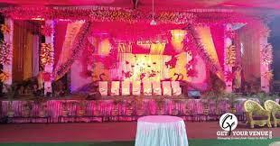 shubh karaj marriage garden in rajiv