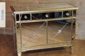 Image Night Stands Coco54 Mirrored Furniture From Philip Hunt Home