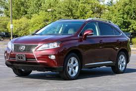 lexus 2014 rx 350 red. 2014 lexus rx 350 suv red 4 door gasoline automatic rx