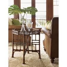 Tommy Bahama Kitchen Table Tommy Bahama 531 941 Island Estate Key Largo End Table In