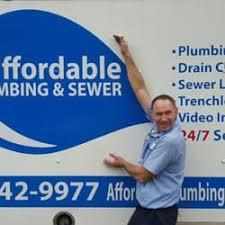 affordable plumbing sewer 21 p os 17 reviews plumbing