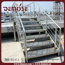 exterior metal staircase prices. exterior metal stairs with prefab stair railing staircase prices d