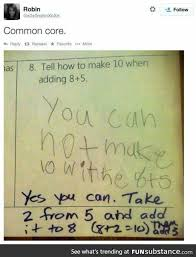 American Educational System In A Nutshell Common Core Math
