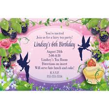 Free Templates For Invitations Birthday Impressive Free Tinkerbell Invitation Templates Fairy Dust Personalized