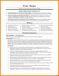 Elegant Human Resources Resume Keywords Hr Business Partner Resume