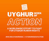 Join us for our Uyghur Week of Action