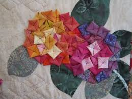 Quilted hydrangeas made following a pattern in Kumiko Sudo's book ... & Quilted hydrangeas made following a pattern in Kumiko Sudo's book Fabled  Flowers. Hydrangea FlowerHydrangeasFlower QuiltsFabric ... Adamdwight.com