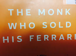 the monk who sold his ferrari book review