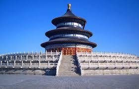 Храм Неба в Пекине крупнейший жертвенный комплекс в Китае   китай храм неба
