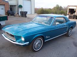 70 best 1968 Mustang images on Pinterest | 1968 mustang, Mustangs ...