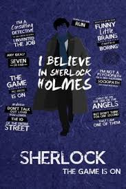 Sherlock Quotes Fascinating Posters Sherlock Quotes Cupick