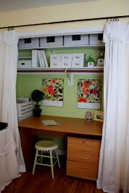 turn closet home office. Beautiful Convert Closet Into Office Surprising Freestanding Table Office: Large Size Turn Home