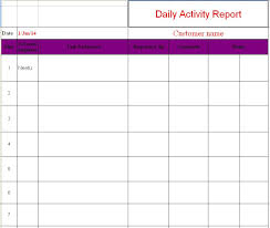 Daily Report Format In Excel Marketing Daily Report Format In Excel C Ile Web E Hükmedin