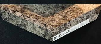eased edge bevel edge laminate decorative edge