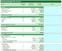 Marketing Planner Excel Marketing Planner Excel Barca Fontanacountryinn Com