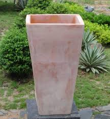 tall terracotta planter. Wonderful Planter Tall Square Terracotta Planteru0027s Pot  Buy Planter Product On Alibabacom And O