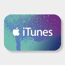 itunes gift card code photo 1