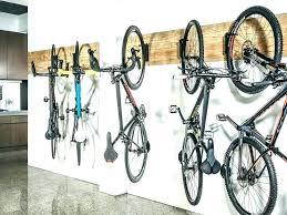 wooden bike rack shelf mount wooden bike hook wall creative
