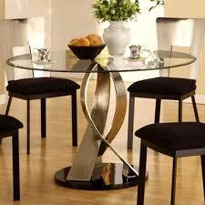 gorgeous fantastic interesting glass top dining neoteric design inspiration round glass dining tables best table set