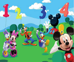 Mickey Mouse Clubhouse Wallpapers - Top Free Mickey Mouse Clubhouse  Backgrounds - WallpaperAccess