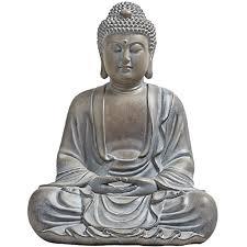 meditating buddha statue outdoor