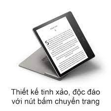 Kindle Oasis 3 (2020) - Tặng bao da, TK sách PRO, TK đọc báo