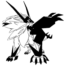 Image Result For Ultra Sun And Ultra Moon Coloring Pages Pokemon