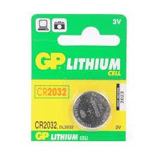 <b>Батарейка GP Lithium CR2032</b> BL1 - купить в интернет-магазине ...