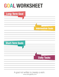 how to set goals and achieve them being spiffy just click on the image below and the option will open in a new window print as many as you need to organize each of your long term goals