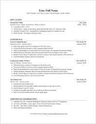 Interesting Jobs List What Order To List Jobs On Resume Resume Tips