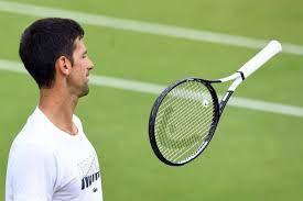 Novak Djokovic's Racquet - peRFect Tennis