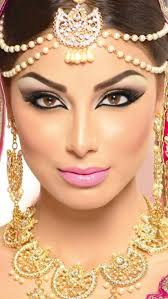 arabic party wear bridal eye face makeup tutorial beauty stan fashion trend trending style article 7