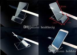 Cell Phone Accessories Display Stand Awesome Acrylic Mobile Phone Display Stands Cell Phone Mounts Holder For