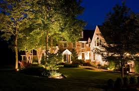 landscape lighting design. landscape lighting installation montgomery county pa design
