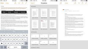best resume apps