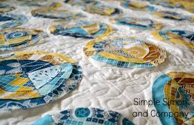 Circle Quilt Patterns Custom 48 Circle Quilt Patterns To Try