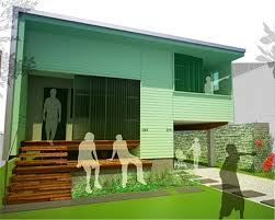 nice simple small eco friendly home design designs pictures
