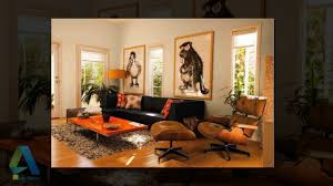 Orange And Brown Living Room Accessories Daily Decor Brown And Orange Living Room Youtube