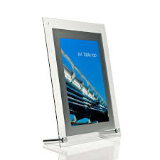 A3 Display Stands A100 Poster Frame A100 Poster Frame Table Top Poster Display System 91