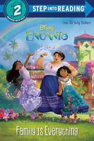 Disney Encanto (Disney Encanto: Step ...