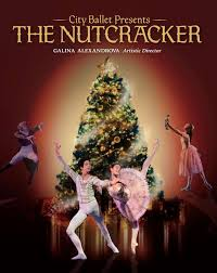 City Ballet Presents The Nutcracker At The Palace Of Fine Arts Theatre