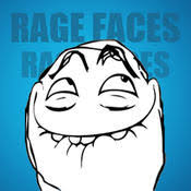 SMS Rage Faces - 3000+ Faces and Memes on the App Store via Relatably.com