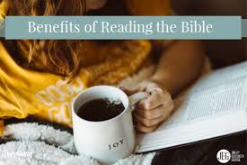 The potential benefit of coffee could go further. Benefits Of Reading The Bible Every Day Elizabeth George