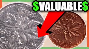 Valuable Canadian Pennies To Look For In Your Pocket Change