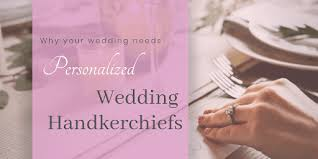 Buy men's handkerchiefs and get the best deals at the lowest prices on ebay! Why Your Wedding Needs Personalized Wedding Handkerchiefs Hankybook