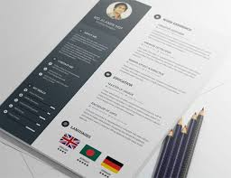 Resume Templates Free Modern Template And Get Inspired To Make Your
